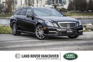 Used 2012 Mercedes-Benz E63 AMG Wagon for sale in Vancouver, BC