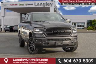 Used 2019 RAM 1500 Sport *BLUETOOTH* * NAVIGATION* * BACKUP CAMERA* for sale in Surrey, BC