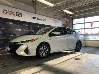 Used 2018 Toyota Prius Prime Mags - GPS - Aide au stat. - Cuir for sale in Trois-Rivières, QC