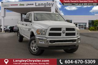 Used 2018 RAM 2500 SLT *LONG BOX* for sale in Surrey, BC