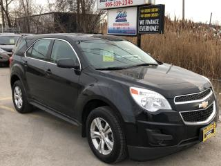 Used 2013 Chevrolet Equinox AWD 4DR LS for sale in Oakville, ON