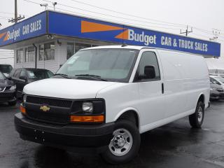 Used 2017 Chevrolet Express Cargo Van Extended Heavy Duty Van, Low Kms, Super Clean for sale in Vancouver, BC