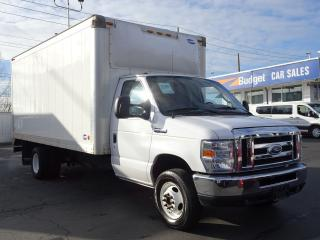 Used 2016 Ford Econoline Commercial Cutaway Heavy Duty, 16 Minoru Box, Low Kms, Certified for sale in Vancouver, BC
