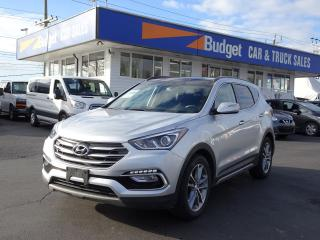 Used 2018 Hyundai Santa Fe Turbo, Radar Assist, Leather, Panoramic Sunroof for sale in Vancouver, BC