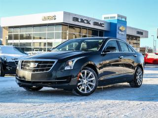 Used 2018 Cadillac ATS for sale in Ottawa, ON