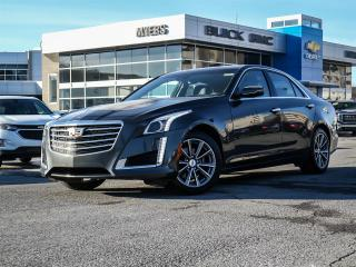 Used 2018 Cadillac CTS for sale in Ottawa, ON