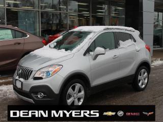 Used 2016 Buick Encore for sale in North York, ON