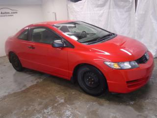 Used 2009 Honda Civic DX-G for sale in Ancienne Lorette, QC