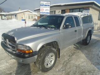 Used 2004 Dodge Dakota Sport 4x4 for sale in Ancienne Lorette, QC