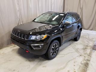 Used 2018 Jeep Compass Trailhawk DÉMONSTRATEUR for sale in Rouyn-Noranda, QC