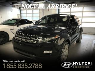 Used 2014 Land Rover Evoque PURE PLUS + GARANTIE + NAVI + TOIT PANO for sale in Drummondville, QC