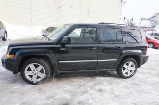 Used 2010 Jeep Patriot North Edition AWD for sale in Mascouche, QC
