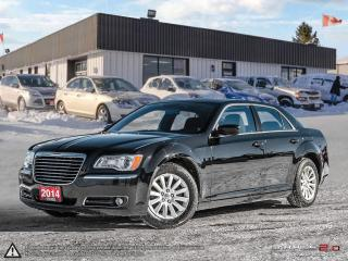 Used 2014 Chrysler 300 Touring,TOUCHSCREEN MEDIA,DUAL CLIMATE,USB for sale in Barrie, ON
