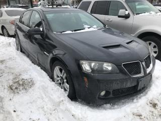 Used 2008 Pontiac G8 Base for sale in Mississauga, ON