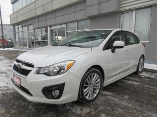 Used 2012 Subaru Impreza 2.0i w/Touring Pkg for sale in Mississauga, ON