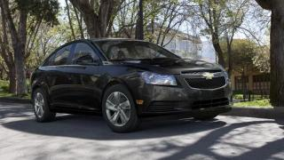 Used 2014 Chevrolet Cruze Diesel 2.0T|LEATHER|NO-ACCIDENTS|REARCAM|BLUETOOTH for sale in Mississauga, ON