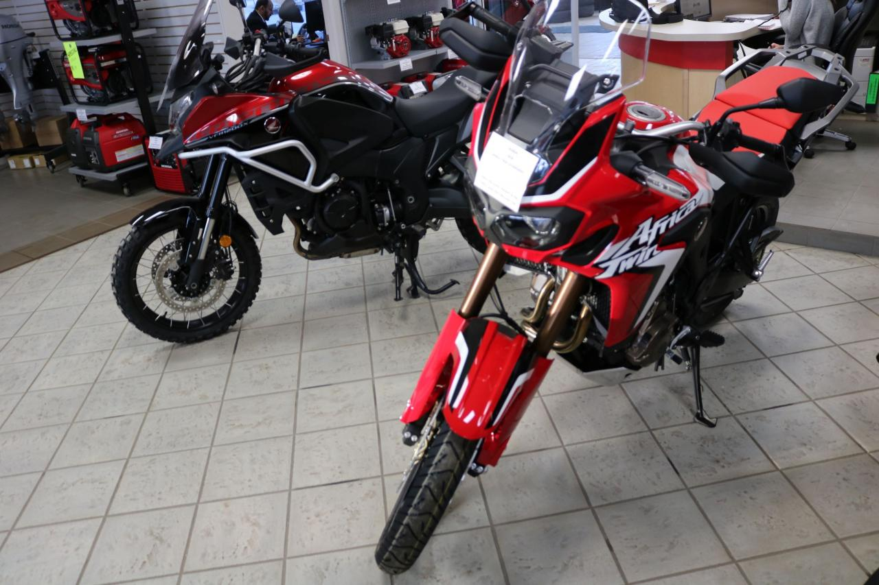2017 Honda Africa Twin