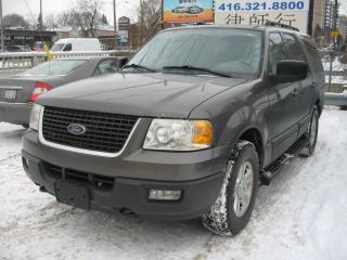 Used 2005 Ford Expedition XLT for sale in Scarborough, ON
