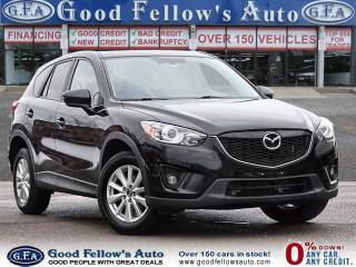 Used 2014 Mazda CX-5 GS MODEL, SUNROOF, REARVIEW CAMERA, HEATED SEATS for sale in Toronto, ON