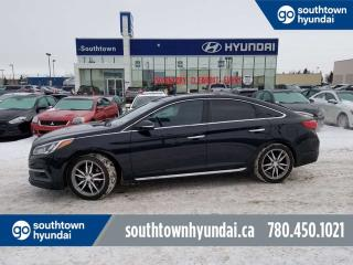 Used 2016 Hyundai Sonata 2.0T ULTIMATE/NAV/PANO ROOF/LEATHER for sale in Edmonton, AB