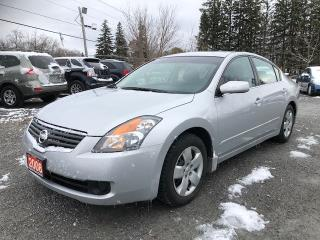 Used 2008 Nissan Altima 2.5 LOW KMS for sale in Stouffville, ON