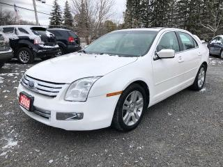 Used 2009 Ford Fusion SEL LEATHER SUNROOF for sale in Stouffville, ON