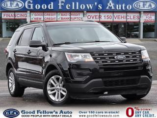 Used 2016 Ford Explorer 2.3L ECO, 4WD, 7 PASSENGER, REARVIEW CAMERA, ALLOY for sale in Toronto, ON