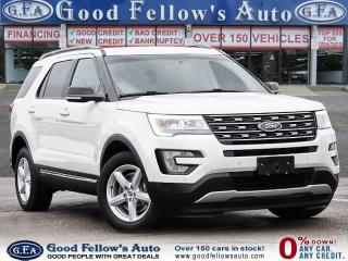 Used 2016 Ford Explorer XLT MODEL, 6CYL 3.5 LITER, 4WD, 7 PASSENGER, NAVI for sale in Toronto, ON