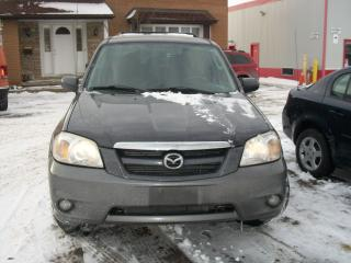 Used 2006 Mazda Tribute GS for sale in Cambridge, ON