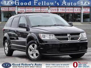 Used 2016 Dodge Journey SE PLUS MODEL, 7 PASSENGER, 4CYL 2.4 L, REAR HEAT for sale in Toronto, ON