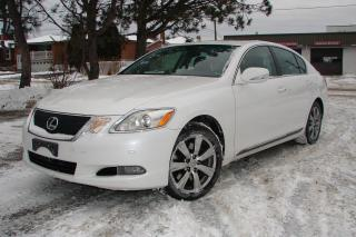 Used 2008 Lexus GS 350 AWD for sale in Mississauga, ON