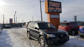 Used 2006 Ford Escape Limited**ONLY 187 KMS**LEATHER**4X4**AS IS SPECIAL for sale in London, ON