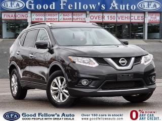 Used 2016 Nissan Rogue SV MODEL, AWD, PANORAMIC ROOF, NAV, REARVIE CAMERA for sale in Toronto, ON