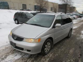Used 2003 Honda Odyssey EX ~ DRIVES GOOD ~AS-IS~ for sale in Toronto, ON