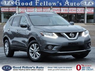 Used 2015 Nissan Rogue SV MODEL, AWD, PANORAMIC ROOF, REARVIEW CAMERA for sale in Toronto, ON