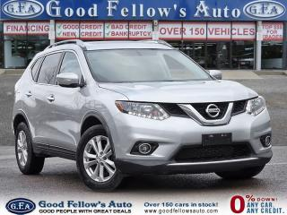 Used 2015 Nissan Rogue SV MODEL, PANORAMIC ROOF, REARVIEW CAMERA for sale in Toronto, ON