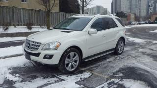 Used 2009 Mercedes-Benz ML-Class 3.5L for sale in Waterloo, ON