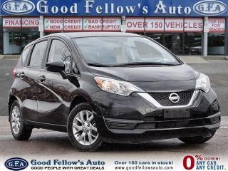 Used 2017 Nissan Versa Note SV MODEL, REARVIEW CAMERA, HEATED SEATS for sale in Toronto, ON