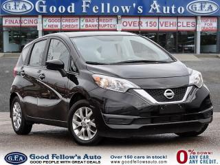 Used 2017 Nissan Versa Note SV MODEL, REARVIEW CAMERA for sale in Toronto, ON