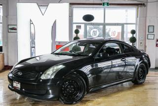 Used 2007 Infiniti G35 RWD - NAVIGATION|SUNROOF|HEATED SEATS for sale in North York, ON