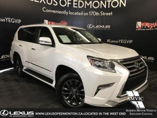 Used 2018 Lexus GS 460 Standard Package for sale in Edmonton, AB