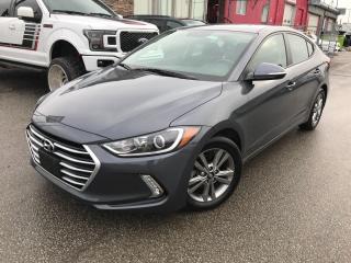 Used 2017 Hyundai Elantra GL - BACK UP CAM - BLUETOOTH - ALLOY RIMS for sale in BRAMPTON, ON