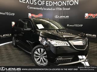 Used 2014 Acura MDX Tech pkg for sale in Edmonton, AB