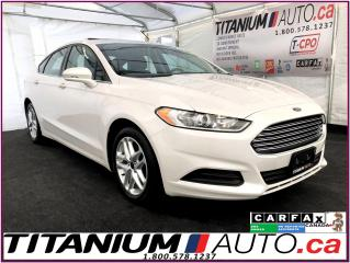 Used 2016 Ford Fusion SE-Camera-GPS-Sunroof-Heated P. Seats-Remote Start for sale in London, ON