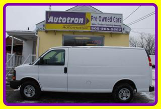 Used 2014 Chevrolet Express 2500 3/4 Ton Cargo Van, Shelves, Loaded for sale in Woodbridge, ON