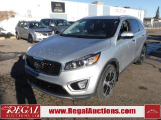 Used 2017 Kia Sorento EX Turbo 4D Utility AT AWD 2.0L for sale in Calgary, AB
