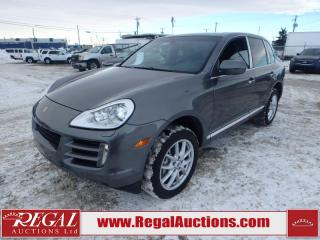 Used 2008 Porsche Cayenne S 4D Utility for sale in Calgary, AB