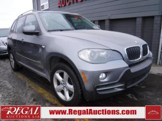 Used 2007 BMW X5 4D Utility 3.0SI 4WD for sale in Calgary, AB