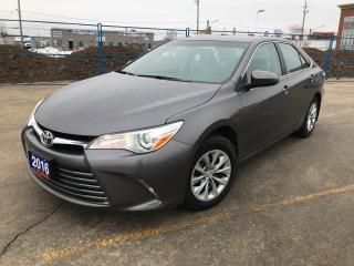 Used 2016 Toyota Camry LE | BACK UP | BLUETOOTH for sale in Brampton, ON
