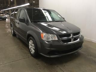 Used 2015 Dodge Grand Caravan SXT Stow N Go for sale in Brampton, ON